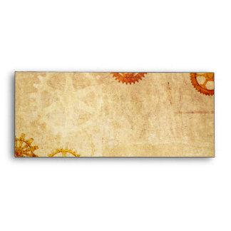 Classic Steampunk Envelope