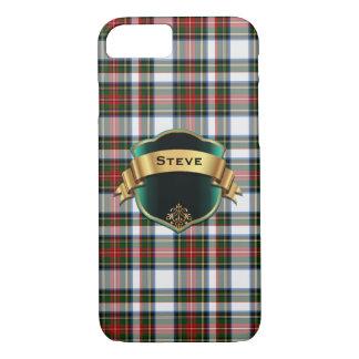 Classic Stewart Dress Custom Plaid iPhone 7 Case