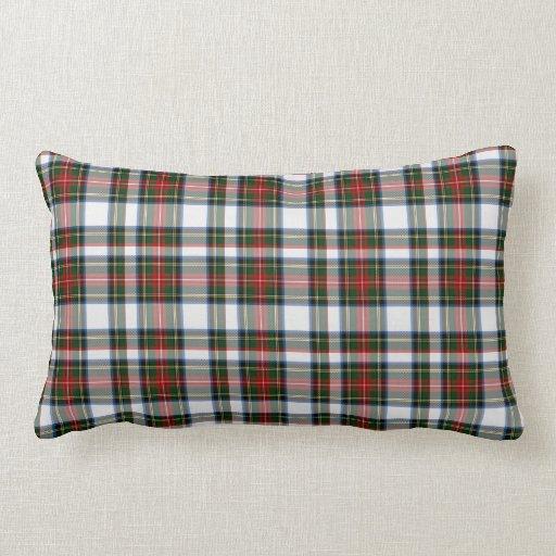 Classic stewart dress tartan plaid pillow zazzle Define plaid