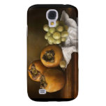 Classic Still Life with Persimmons and Grape paint Samsung Galaxy S4 Cover