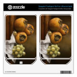 Classic Still Life with Persimmons and Grape paint FreeAgent GoFlex Decal