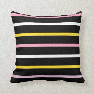 Classic Stripes 2 Throw Pillows