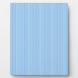 CLASSIC STRIPES BABY BLUE BACKGROUNDS TEMPLATE PAT PLAQUE
