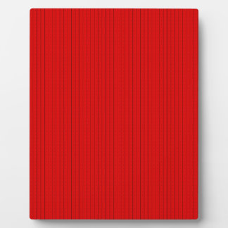 CLASSIC STRIPES RICH RED  BACKGROUNDS TEMPLATE PAT DISPLAY PLAQUES