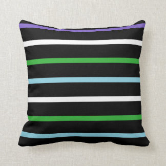 Classic Stripes Throw Pillows