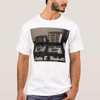 Classic Studio B Recording Equipment T-Shirt