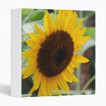 Classic Sunflower Binder