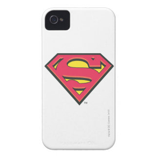 Classic Superman Logo iPhone 4 Case-Mate Case