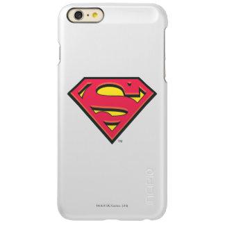 Classic Superman Logo Incipio Feather® Shine iPhone 6 Plus Case
