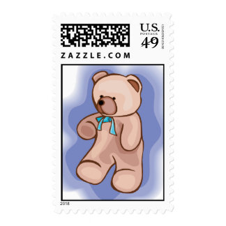 Classic Teddy Bear Stamps