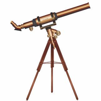 Classic Telescope Photo Cut Outs