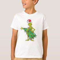 Classic The Grinch | Naughty T-Shirt