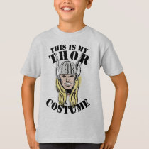 "Classic Thor ""This Is My Costume"" T-Shirt"