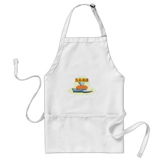 Classic Thunderboats Adult Apron