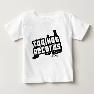 Classic Too Hot Records Logo Baby T-Shirt