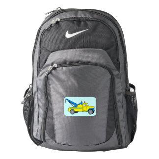 Classic Tow Truck Nike Backpack