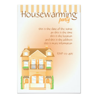 Classic TownHouse Card