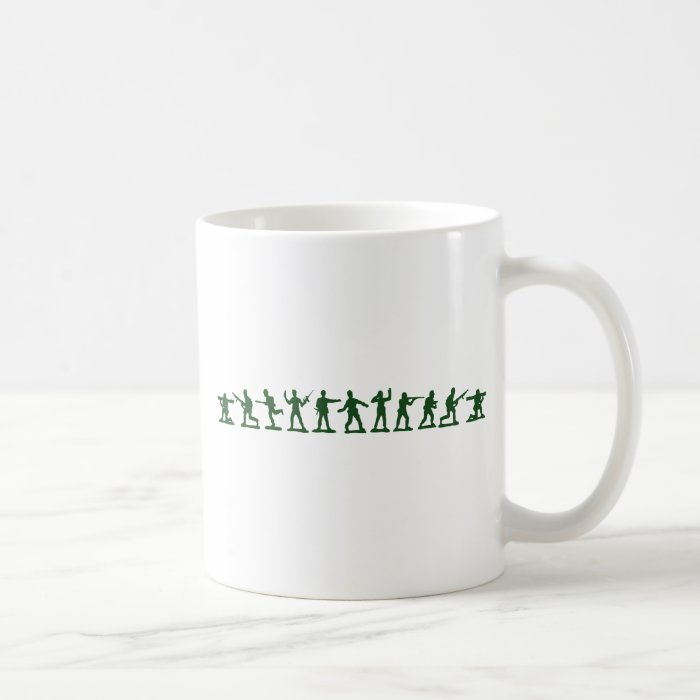 Classic Toy Soldiers Coffee Mug