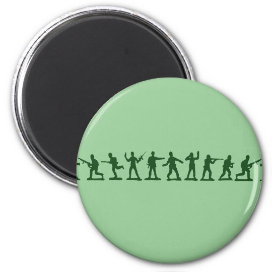Classic Toy Soldiers Magnet