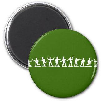 Classic Toy Soldiers Fridge Magnet