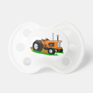 Classic Tractor 1 BooginHead Pacifier