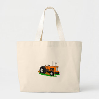 Classic Tractor 1 Large Tote Bag