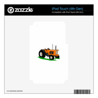 Classic Tractor 2 iPod Touch 4G Skins
