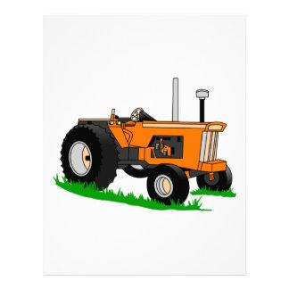 Classic Tractor 2 Letterhead