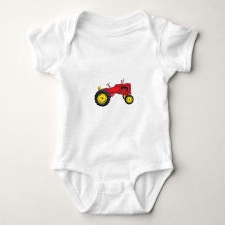 Classic Tractor Baby Bodysuit