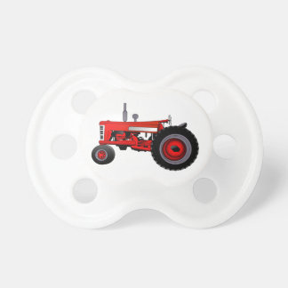Classic Tractor BooginHead Pacifier