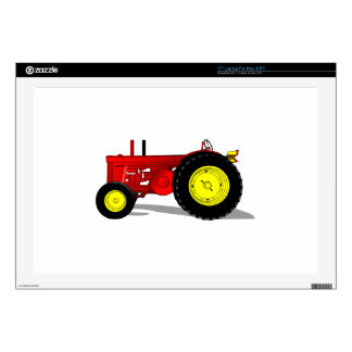 Classic Tractor Laptop Skins