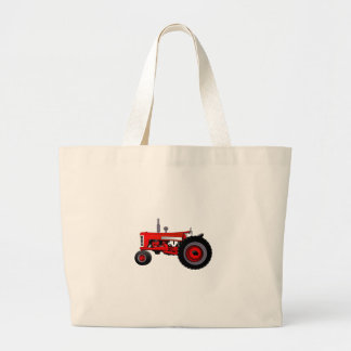 Classic Tractor Large Tote Bag