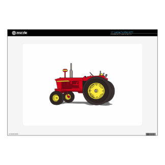 Classic tractor skin for laptop