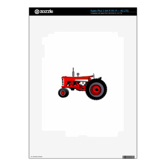 Classic Tractor Skins For iPad 3