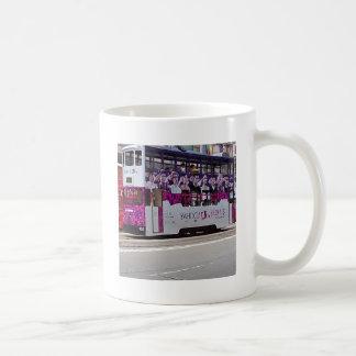 Classic Transportation Of Hong Kong Coffee Mug