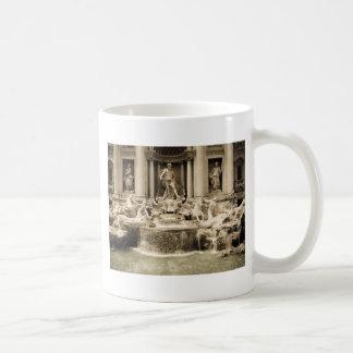 Classic Trevi Fountain, Rome Coffee Mug