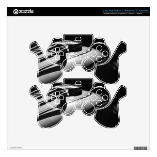 Classic Triumph Motorcycle Decal For PS3 Controller