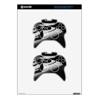 Classic Triumph Motorcycle Xbox 360 Controller Skin