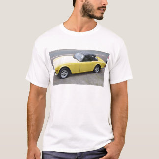 Classic Triumph TR6 Sportscar T-Shirt
