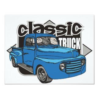 Classic Truck Card
