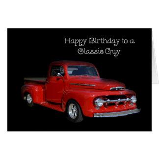 Classic Truck Dad Birthday Card Edc Ecaac E Adb Xvuak Byvr Jpg 324x324 Happy Ford