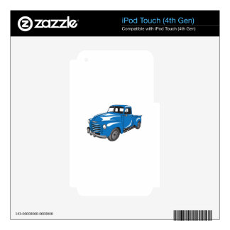 Classic Truck MD iPod Touch 4G Decal