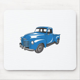 Classic Truck SM Mouse Pad