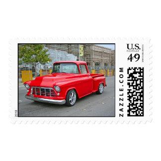 Classic Truck Stamp