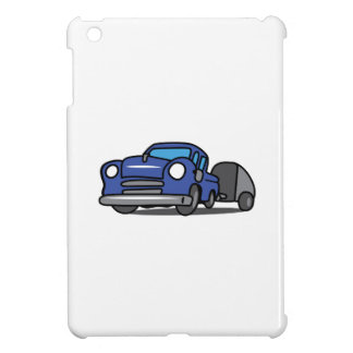 CLASSIC TRUCK WITH CAMPER CASE FOR THE iPad MINI