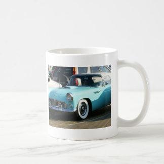 Classic Turquoise Auto Collctor Car Coffee Mug