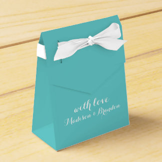 Classic Turquoise Gift Box