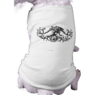 Classic Two Cherubs with Ivy and Flowers T-Shirt