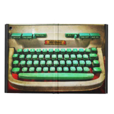 Classic Typewriter For The Ipad Air Case For Ipad Air at Zazzle