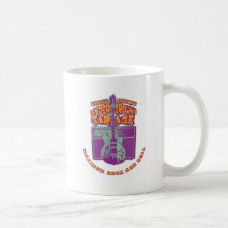Classic Underground Garage Logo Coffee Mug